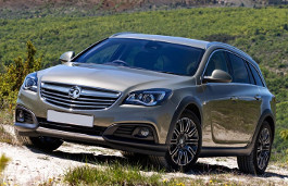 Vauxhall Insignia Country Tourer wheels and tires specs icon