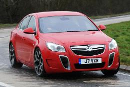 Vauxhall Insignia VXR wheels and tires specs icon