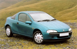 Vauxhall Tigra A Coupe