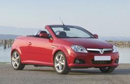 Vauxhall Tigra wheels and tires specs icon