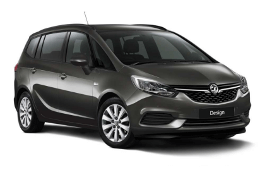 Vauxhall Zafira Tourer wheels and tires specs icon