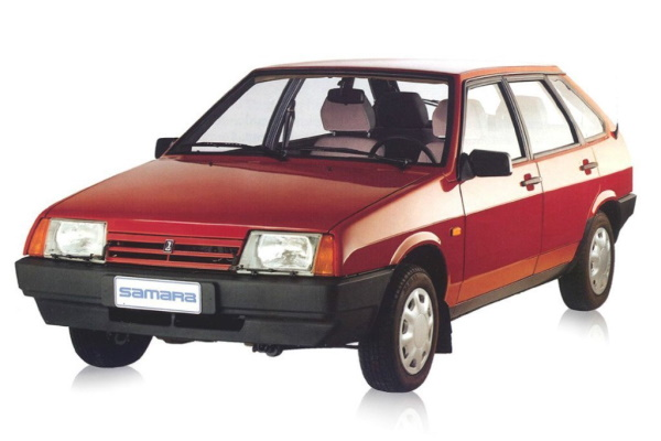 VAZ 2109 2109x Hatchback