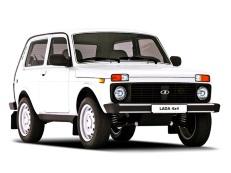 VAZ 2121 wheels and tires specs icon