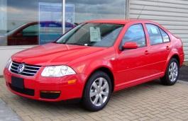 Volkswagen Bora Saloon