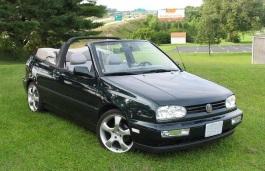 Volkswagen Cabrio wheels and tires specs icon