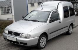 Volkswagen Caddy II (Typ9) Box