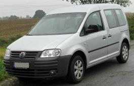Volkswagen Caddy III (Typ2K) MPV