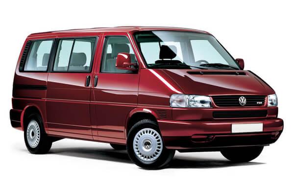 Volkswagen Caravelle T4 Facelift MPV