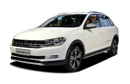 Volkswagen Cross Santana wheels and tires specs icon