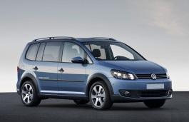 Volkswagen CrossTouran wheels and tires specs icon