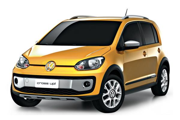 Volkswagen Cross Up! wheels and tires specs icon