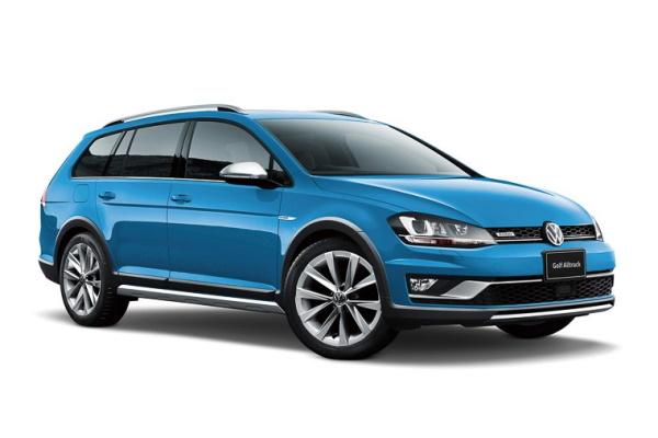 Volkswagen Golf Alltrack wheels and tires specs icon