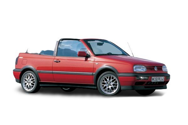 Volkswagen Golf Cabriolet wheels and tires specs icon