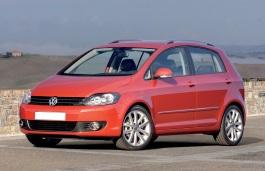 Volkswagen Golf Plus Facelift Hatchback