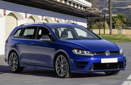 Volkswagen Golf R Variant wheels and tires specs icon