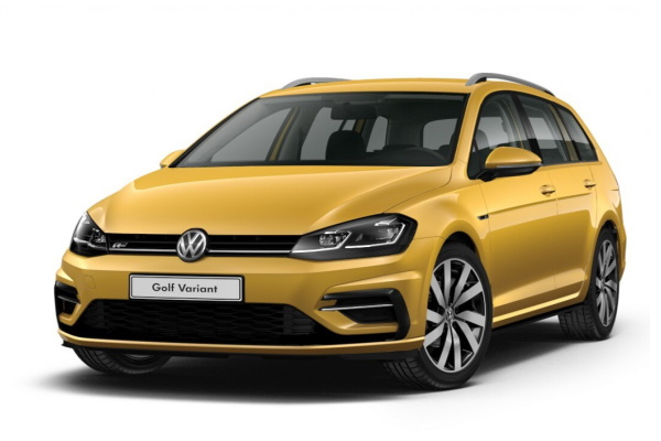 Volkswagen Golf Variant wheels and tires specs icon