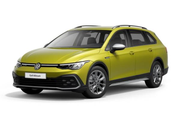 Volkswagen Golf Variant Alltrack wheels and tires specs icon