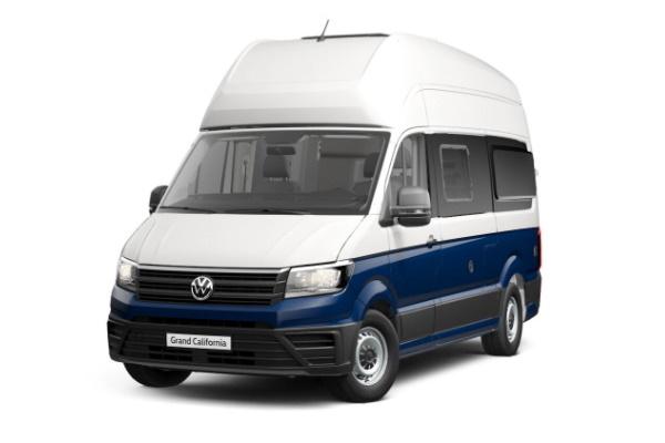Volkswagen Grand California (600) Van
