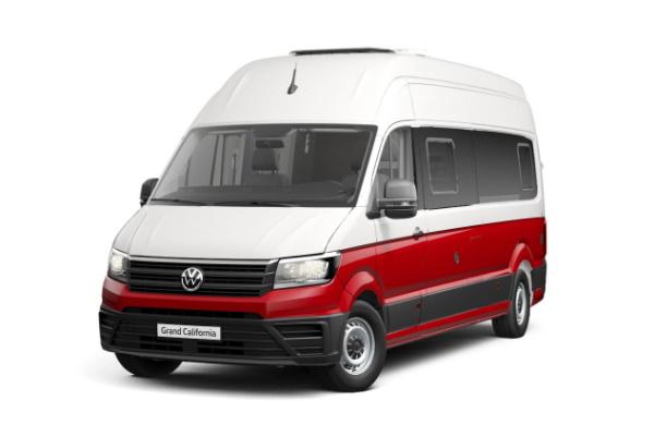 Volkswagen Grand California (680) Van