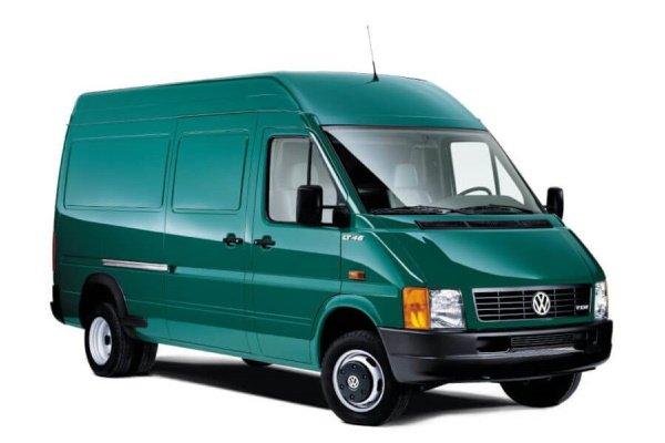 Volkswagen Transporter LT wheels and tires specs icon