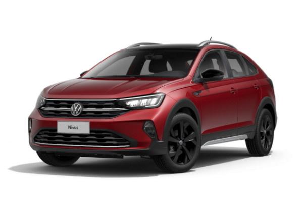 Volkswagen Nivus wheels and tires specs icon