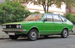 Автомобиль Volkswagen Passat B1 , год выпуска 1973 - 1975