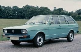 Автомобиль Volkswagen Passat B1 Facelift , год выпуска 1975 - 1977