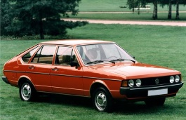 Автомобиль Volkswagen Passat B1 Facelift , год выпуска 1977 - 1980