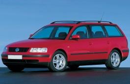 Автомобиль Volkswagen Passat B5 , год выпуска 1996 - 2000