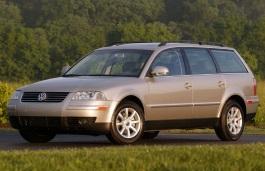 Автомобиль Volkswagen Passat B5 Facelift , год выпуска 2000 - 2005