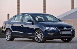 Volkswagen Passat wheels and tires specs icon