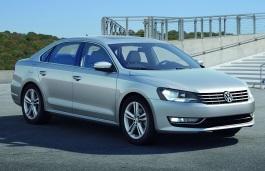 Автомобиль Volkswagen Passat NMS USDM, год выпуска 2012 - 2015