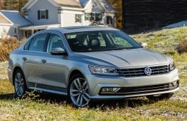 Автомобиль Volkswagen Passat NMS Facelift , год выпуска 2016 - 2019