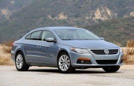 Volkswagen Passat CC wheels and tires specs icon