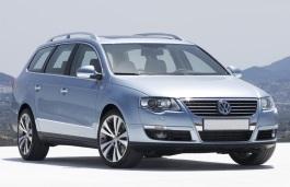 Volkswagen Passat Variant wheels and tires specs icon