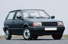 Volkswagen Polo Mk2 Facelift Estate