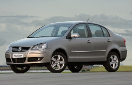 Volkswagen Polo Mk4 Facelift Saloon