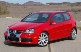 Volkswagen R32 wheels and tires specs icon