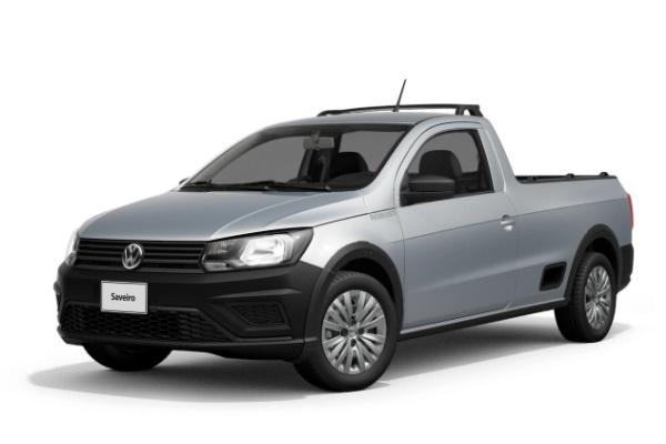 Volkswagen Saveiro wheels and tires specs icon