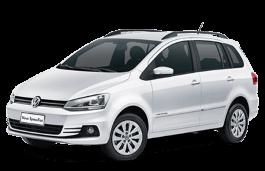Volkswagen SpaceFox wheels and tires specs icon