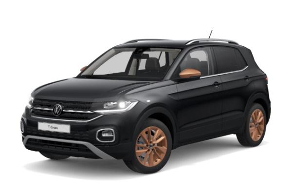 Volkswagen T-Cross wheels and tires specs icon