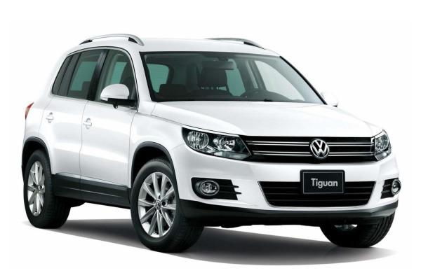 Volkswagen Tiguan wheels and tires specs icon