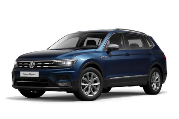 Volkswagen Tiguan Allspace wheels and tires specs icon