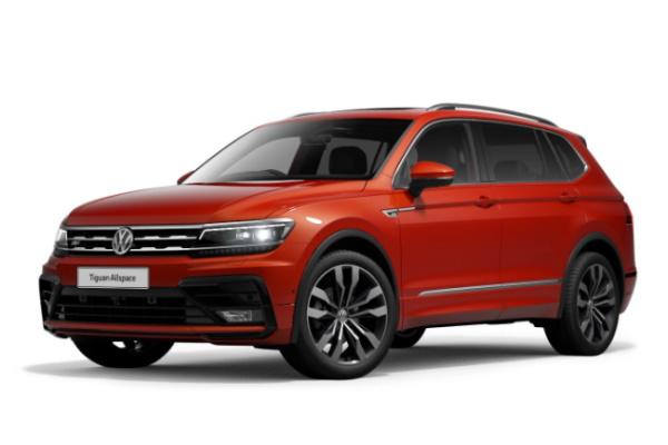 Volkswagen Tiguan L wheels and tires specs icon