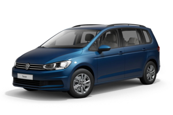 Volkswagen Touran wheels and tires specs icon