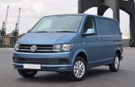 Volkswagen Transporter wheels and tires specs icon