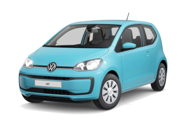 Volkswagen Up! wheels and tires specs icon
