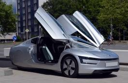 Volkswagen XL1 Coupe