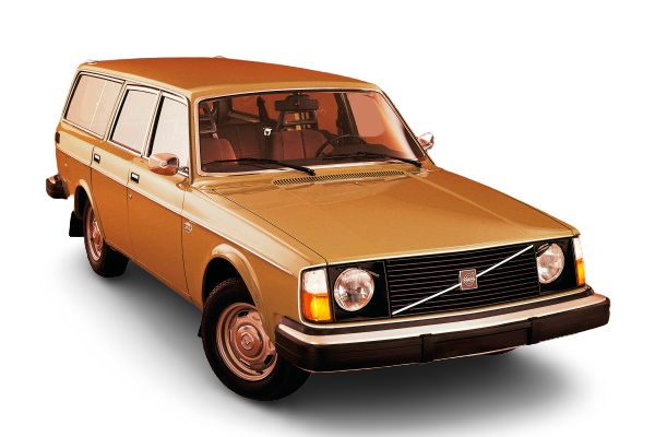 Volvo 240 I (245) Estate
