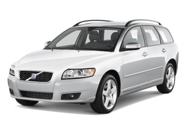 Volvo V50 wheels and tires specs icon